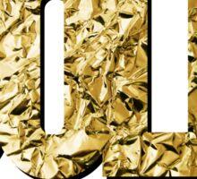 Where Da Gold At? | Fresh Threads Sticker