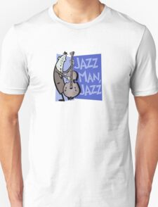 Jazz Man, Jazz Unisex T-Shirt