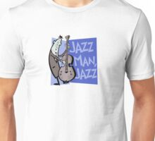 Jazz Man, Jazz Unisex T-Shirt