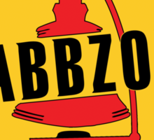 Dabbzoil Sticker