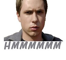 SIMON COOPER - THE INBETWEENERS by SHARMO