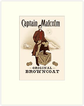 Captain Malcolm  by sponzar