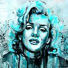 Marilyn Monroe by Slaveika Aladjova