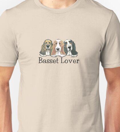 Basset Lover Unisex T-Shirt