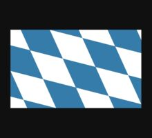 Bavaria Flag by HolidayT-Shirts