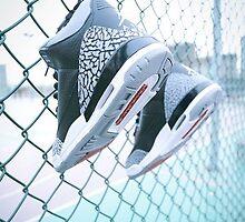 Jordans  by Brandon Moore