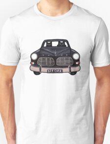 Black Volvo Cats T-Shirt