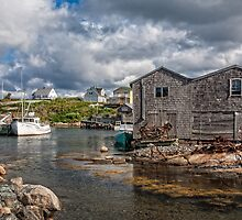 Peggy's Cove III by PhotosByHealy