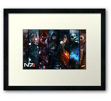 N7 Veteran Framed Print