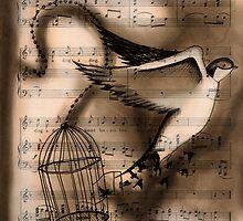 When birds do sing by FatHoz