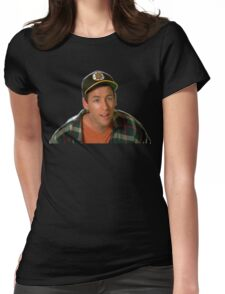Happy Gilmore (Adam Sandler) Womens Fitted T-Shirt