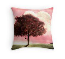 'Cherry Tree' Throw Pillow