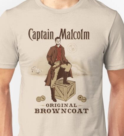 Captain Malcolm  Unisex T-Shirt