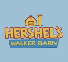 Hershel's Walker Barn by DoodleDojo