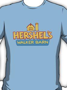 Hershel's Walker Barn T-Shirt
