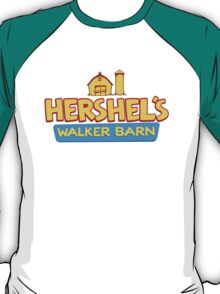 Hershel's Walker Barn T-Shirt