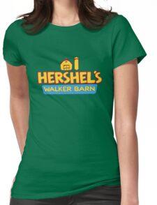 Hershel's Walker Barn Womens Fitted T-Shirt