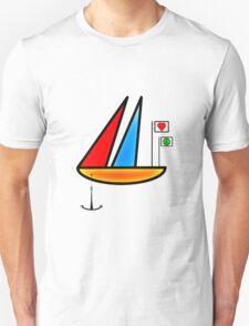 Peace Boat T-Shirt