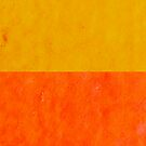 Yellow Orange Grunge by TalBright