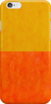 Yellow Orange Grunge by TalBright