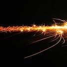 Like A Shooting Star  by LlandellaCauser
