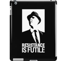 Resistance is Futile iPad Case/Skin