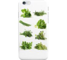 Herbs iPhone Case/Skin