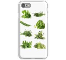 Herbs iPhone Case/Skin