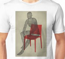 red chair Unisex T-Shirt