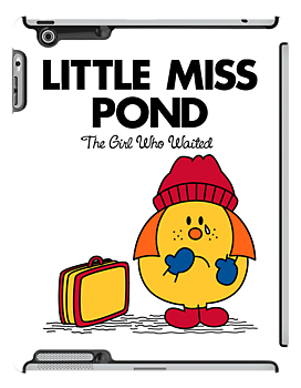 Little Miss Pond by Mandrie