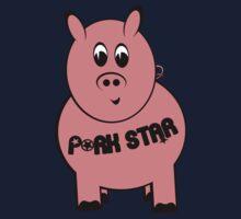 Pork Star T-Shirt Kids Tee