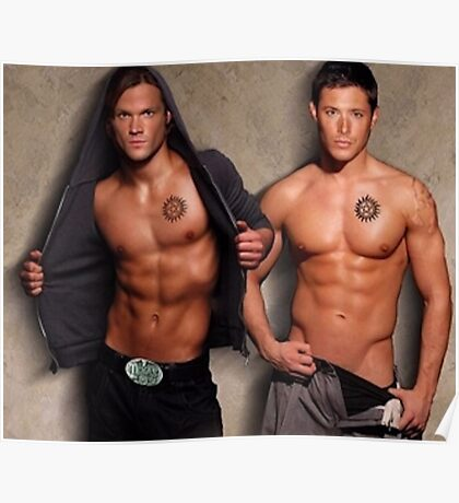 Supernatural - Sam & Dean Poster