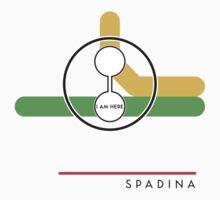 Spadina station (on Bloor-Danforth line) by DenizenTO