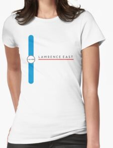 Lawrence East station T-Shirt