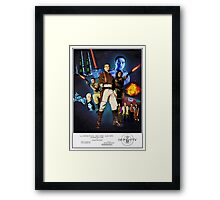 Serenity: The Alliance Strikes Back Framed Print