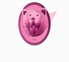 Hunting Series - The Pink Bear Head Unisex T-Shirt