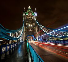 Welcome to Tower Bridge by DonDavisUK