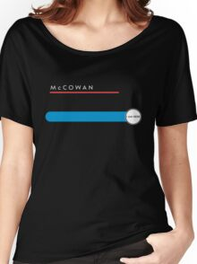 McCowan station Women's Relaxed Fit T-Shirt