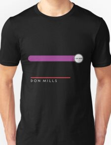 Don Mills station Unisex T-Shirt
