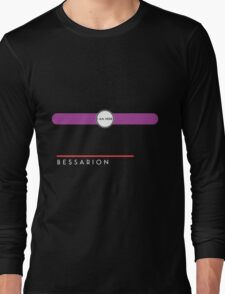 Bessarion station Long Sleeve T-Shirt