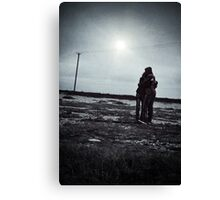 Last Embrace Canvas Print