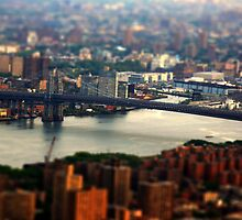 Manhattan Bridge by ollodixital