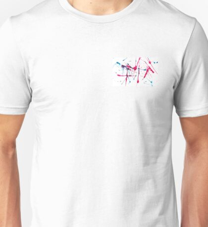 Lilla Unisex T-Shirt