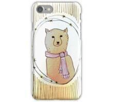 beary cold phone case iPhone Case/Skin