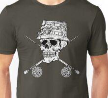 FIshermans Skull Unisex T-Shirt