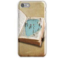 pocket pool iPhone Case/Skin