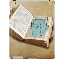pocket pool iPad Case/Skin
