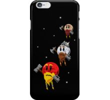 Red Dwarf, White Dwarf, Pluto the Dwarf Planet iPhone Case/Skin