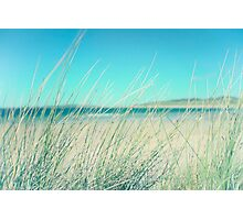 Relax at the Seaside Photographic Print