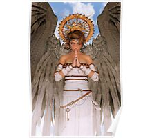 Angel - The Power of Prayer Poster